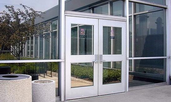 Storefront Door Replacement
