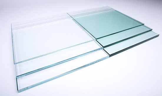 Low Iron Clear Glass